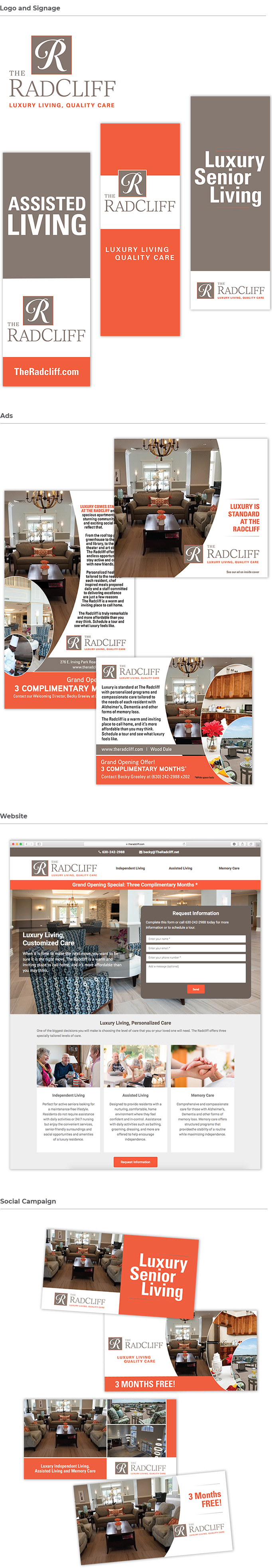 McCarthy Communications - The Radcliff